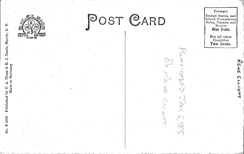 rppc postcard dating websites Dating delays click on your state go back in time victorian folks listed below is a portion of the knowledge base that exists to help in dating old postcards.